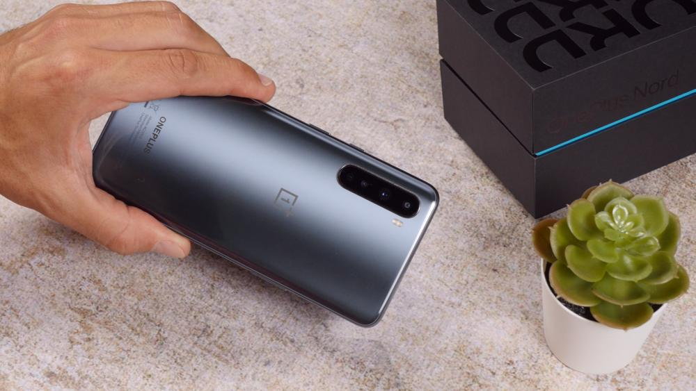 OnePlus Nord hands-on