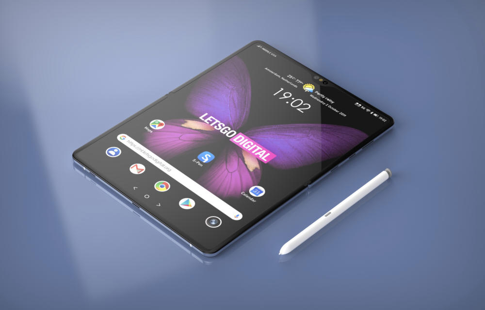 Samsung Galaxy S21 Ultra and Galaxy Z Fold 3 Has S Pen Replace Galaxy Note Series
