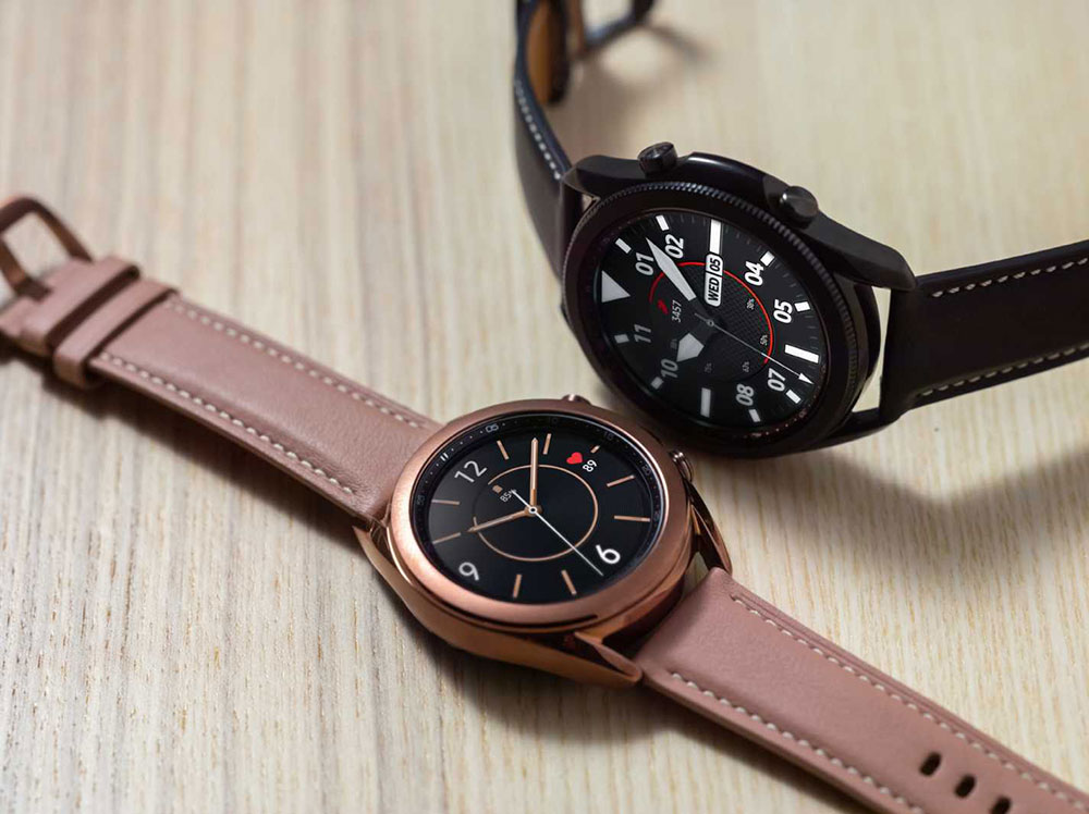 Samsung Galaxy Watch 3 revealed