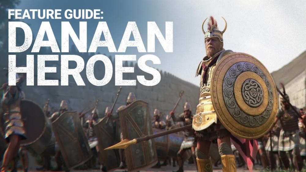 Total War: Troy Heroes Greek and Trojan