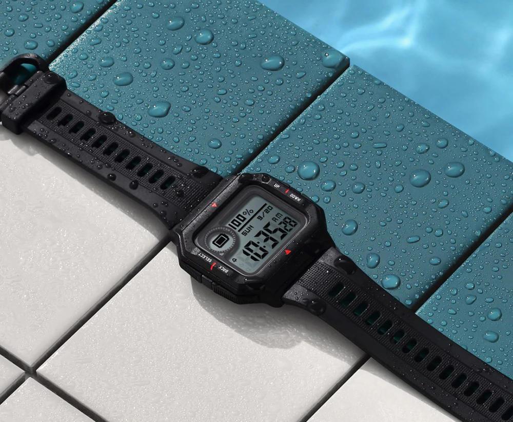 Amazfit Neo Retro Smartwatch 28 Days Battery