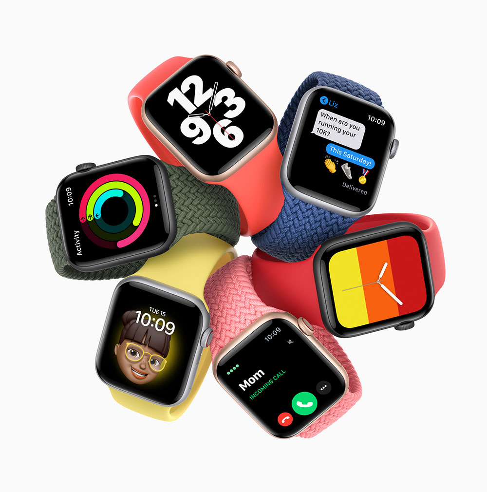 Apple watch se revealed
