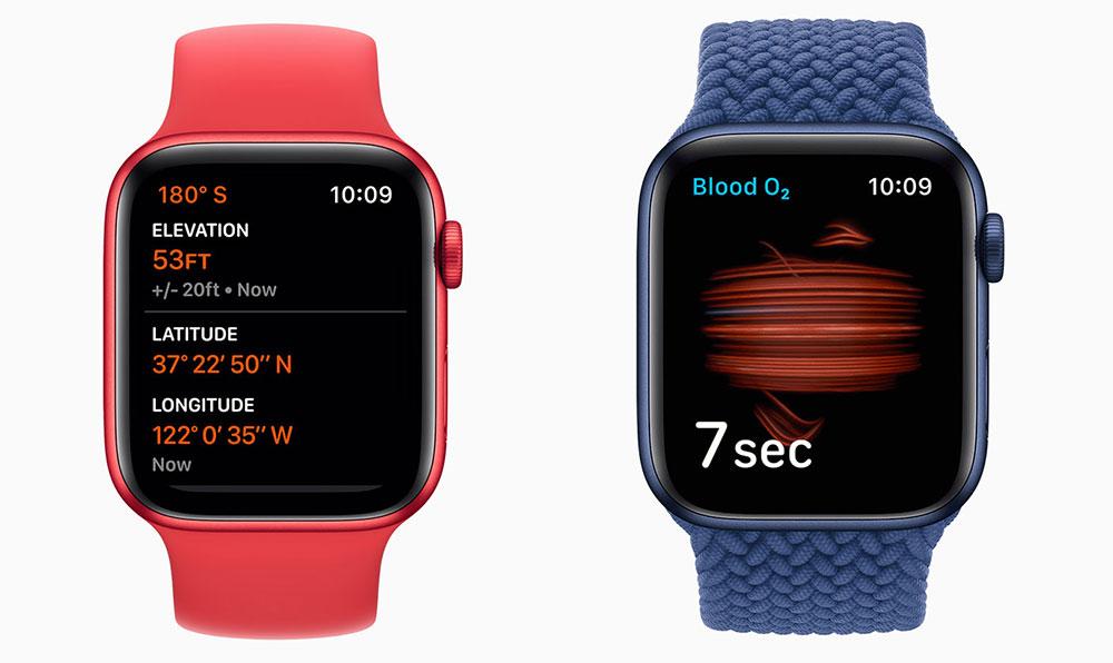Apple watch series 6 revealed