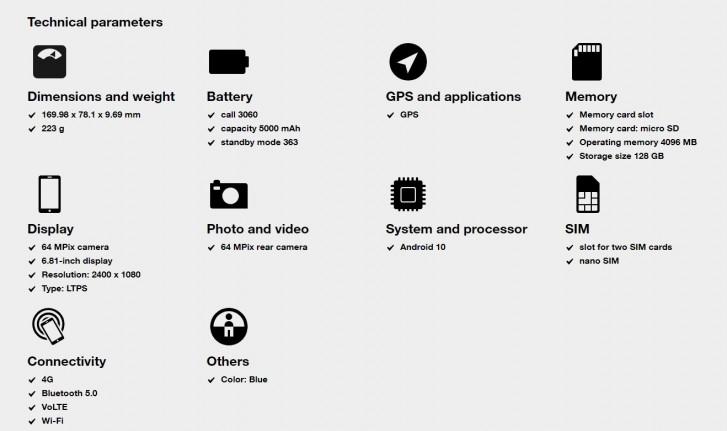 Moto G9 Plus Leaks Full List of Specs and Price