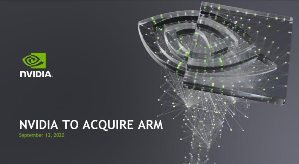 Nvidia: Eξαγόρασε την ARM προς 40 δισ. δολάρια Αμερικής
