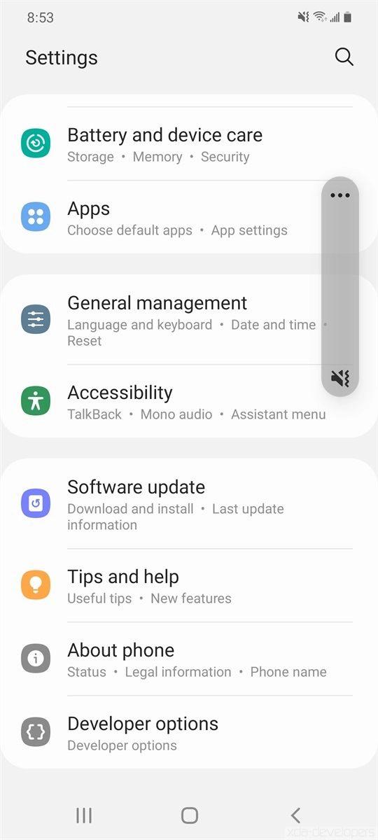 One UI 3.0 Beta Version For Samsung Galaxy S20 Series