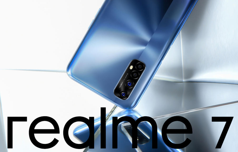 Realme 7 and Realme 7 Pro Official With Quad Camera 64MP