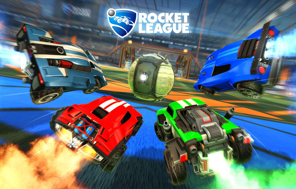 Rocket League Free to Play 1 Million Players