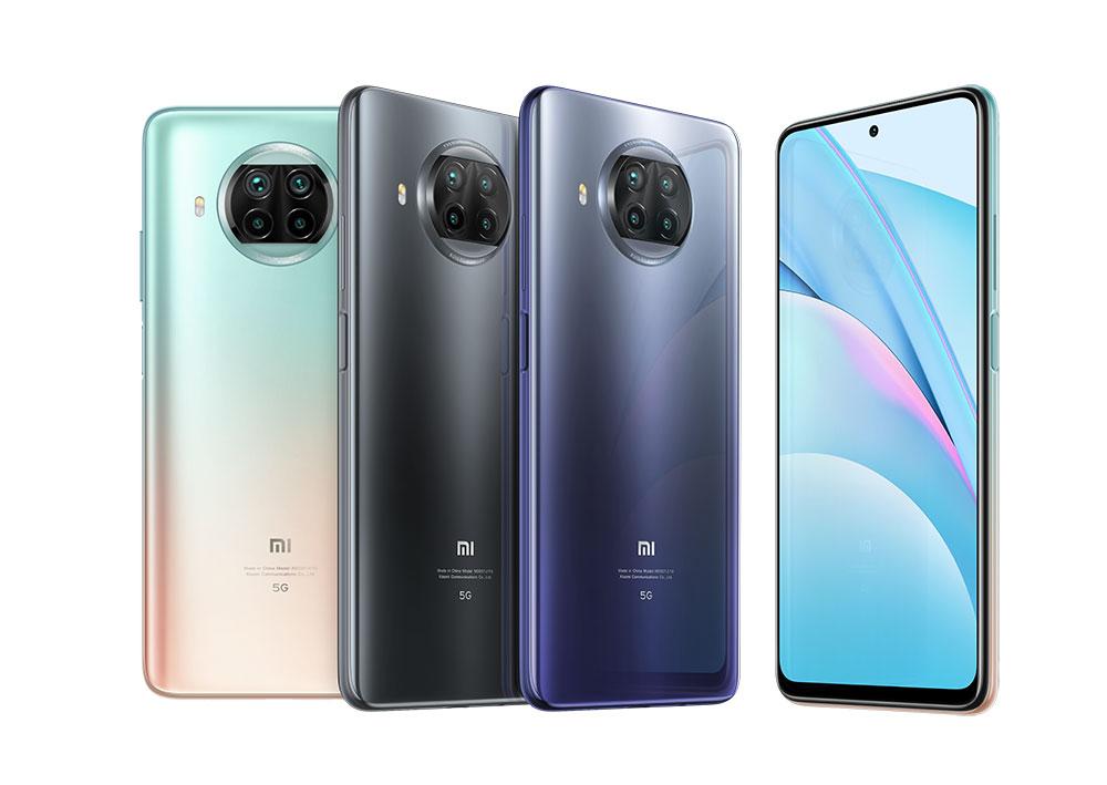 Xiaomi Mi 10 Lite family revealed
