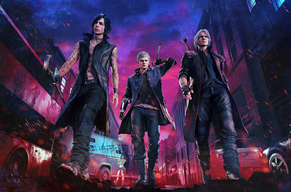Devil May Cry 5 Xbox Series S