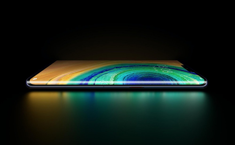 Huawei Mate 30 Panel Samsung