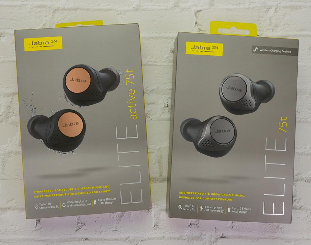 Διαγωνισμός Κερδίστε δύο ζευγάρια TWS ακουστικά Jabra Elite 75T και Active