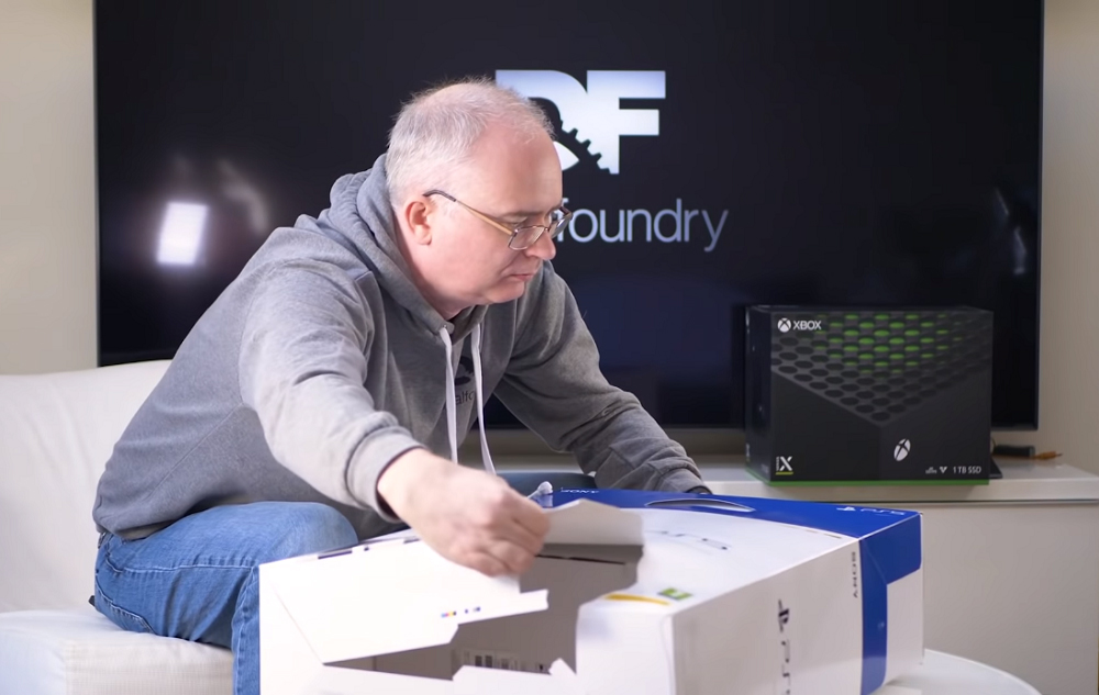 PlayStation 5 Unboxing Gone Wrong
