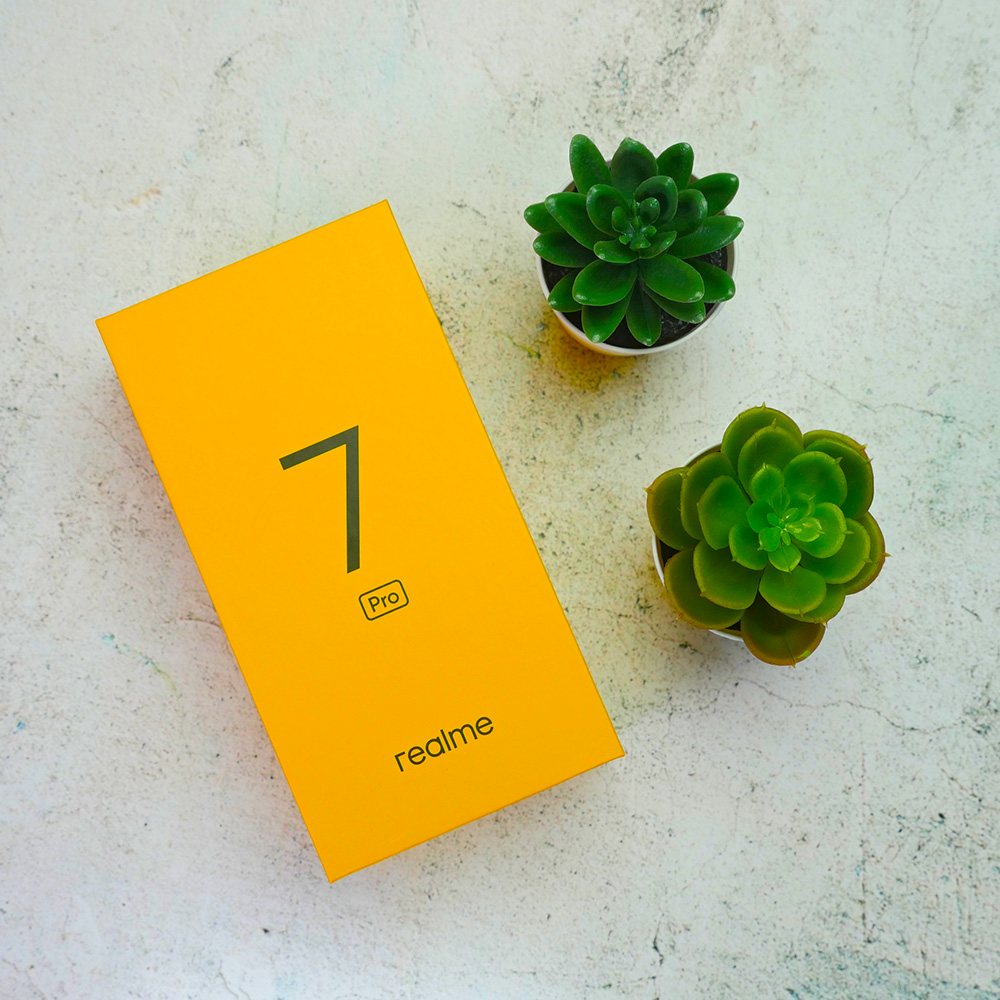 Realme 7 Pro Techblog Giveaway