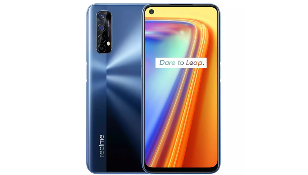 Realme 7 revealed Greece