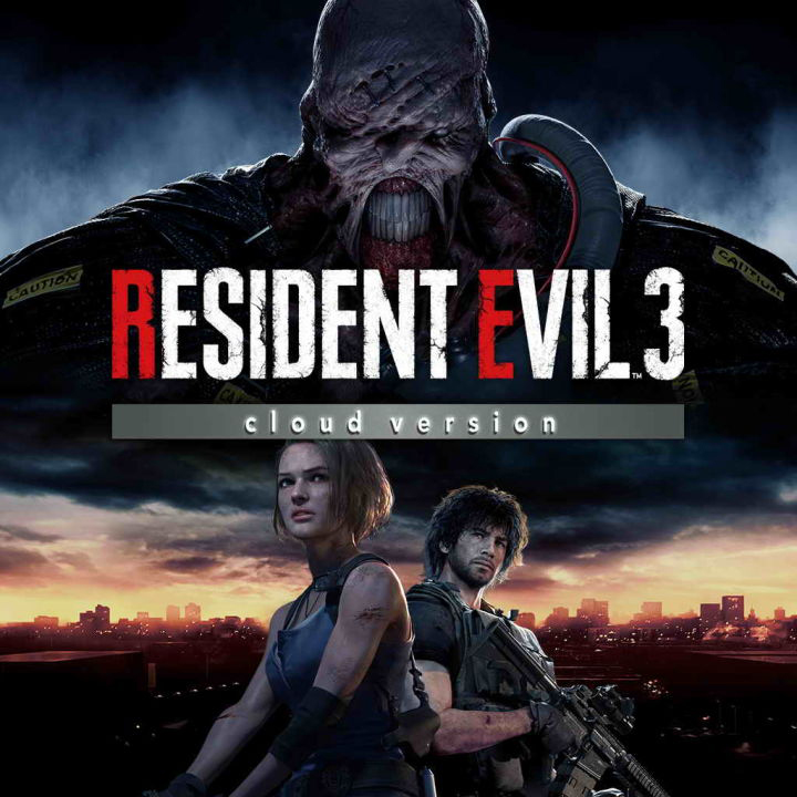 Resident Evil 3 Nintendo Switch Cloud