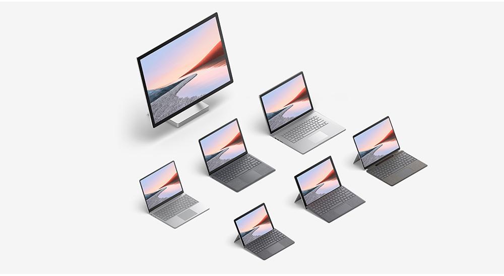 Surface Consumer Family Platinum