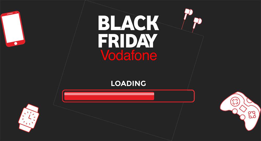 Black Friday 2020 Vodafone teasing