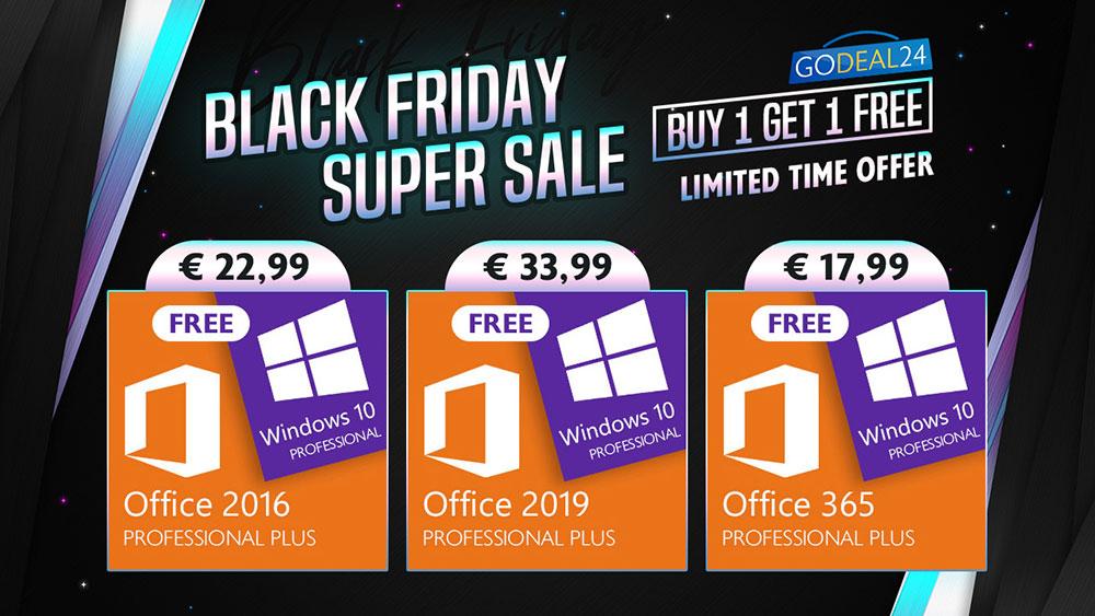 Black Friday Super Sale GoDeal24