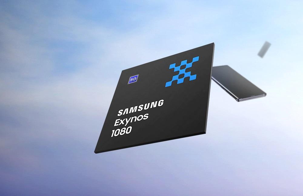 Exynos 1080: Επίσημα το πρώτο Samsung SoC στα 5nm