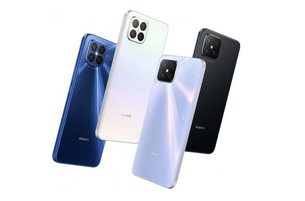 Huawei Nova 8 SE: Επίσημα με MediaTek SoC και σχεδιασμό αλά iPhone 12