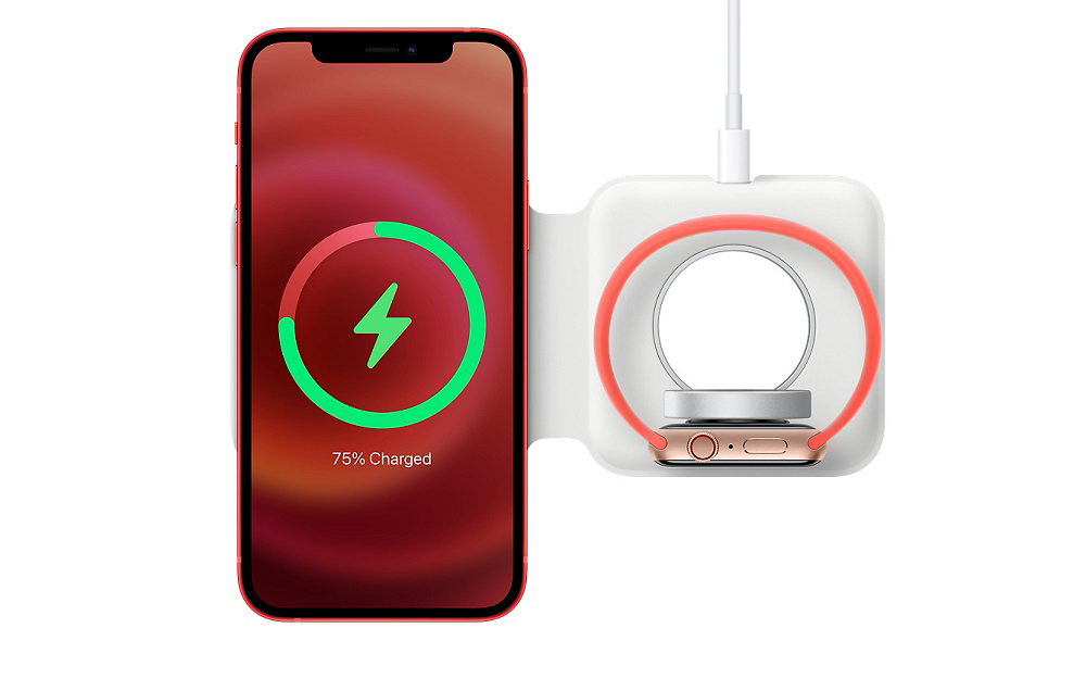 MagSafe Duo Charger: Φορτιστής για iPhone 12 και Apple Watch με τιμή $129