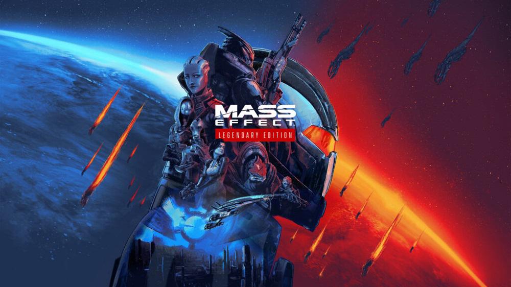 Η BioWare ανακοίνωσε επίσημα τη Mass Effect Legendary Edition