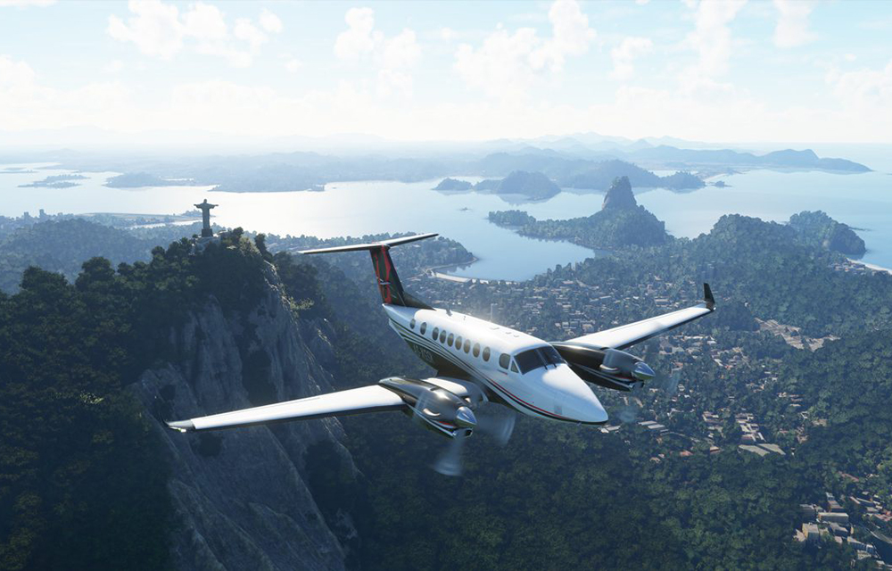 Microsoft Flight Simulator 2020 VR Update and Airports