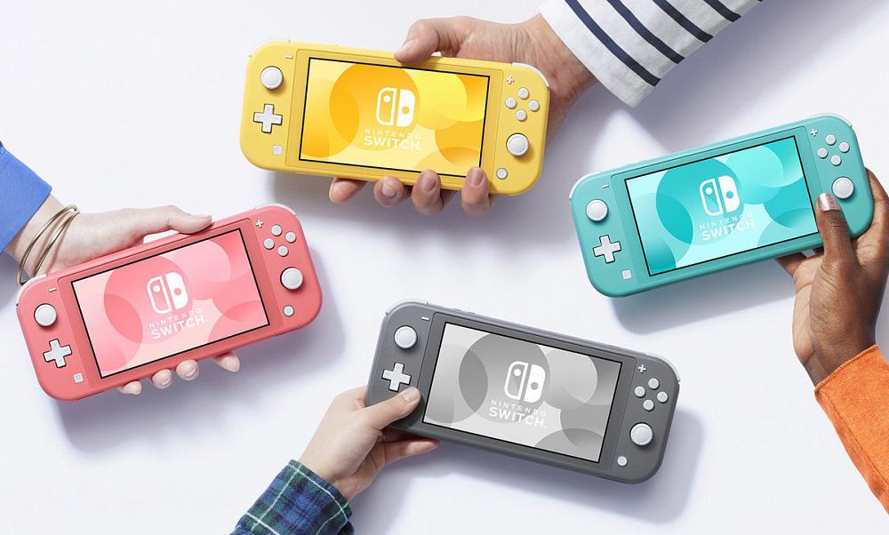 Nintendo Switch Lite μόνο με 169 ευρώ [Black Friday]