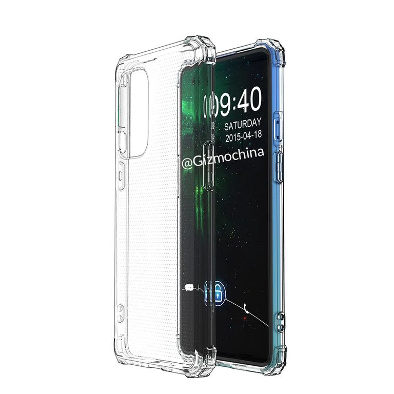OnePlus 9 Case Render Reveal Design