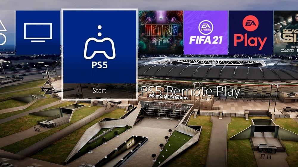 Η Sony ενσωματώνει τη λειτουργία PS 5 Remote Play στο PlayStation 4