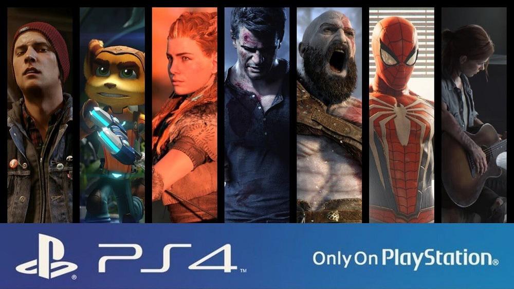 PlayStation 4: Ποια ήταν τα αγαπημένα σας exclusive παιχνίδια;