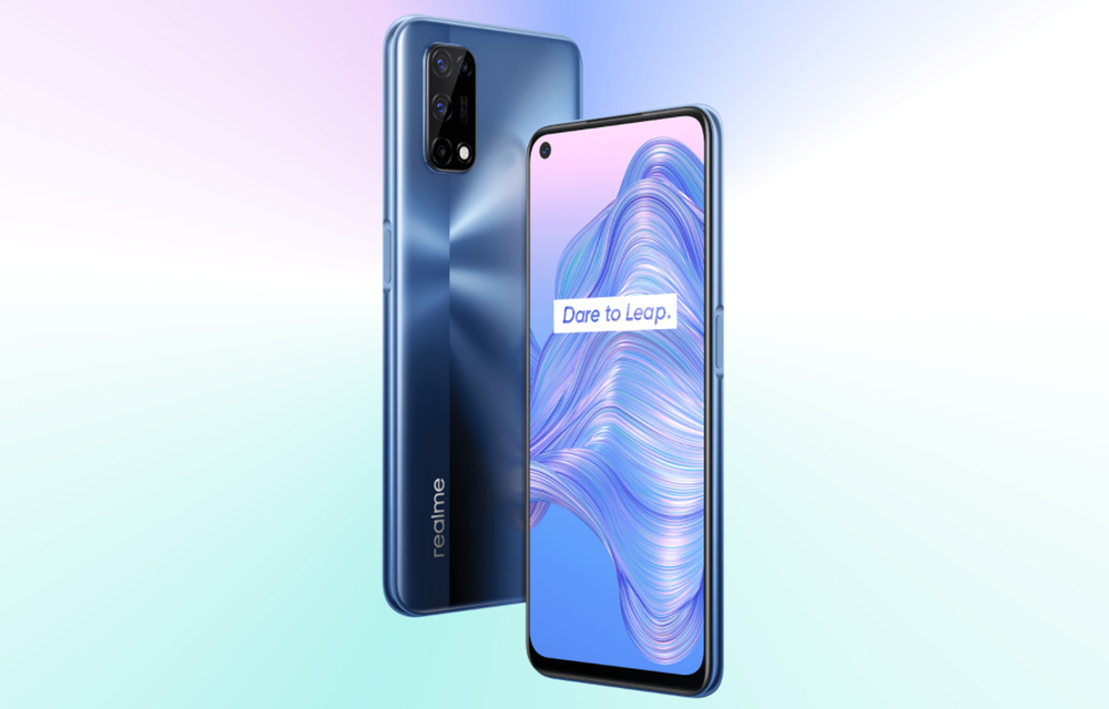 Realme 7 5G Official With Dimenity 800U 48MP Camera And More
