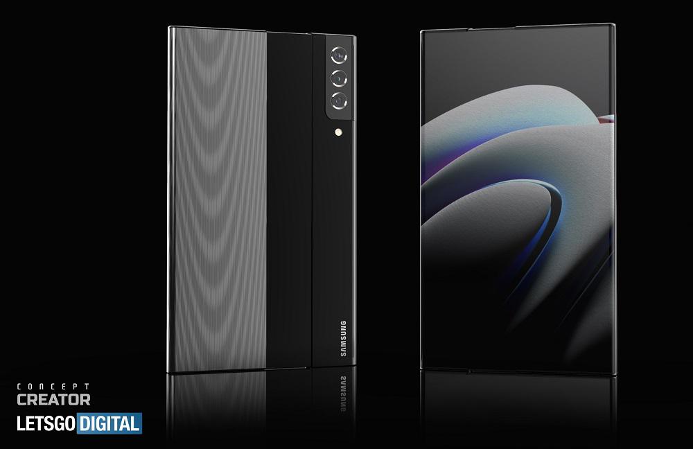 Η Samsung εργάζεται πάνω στο δικό της rollable smartphone