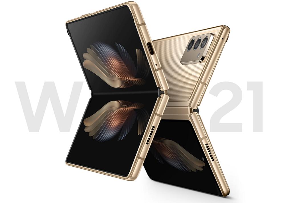 Samsung W21 5G: Η πιο premium έκδοση του Z Fold 2 για την Κίνα