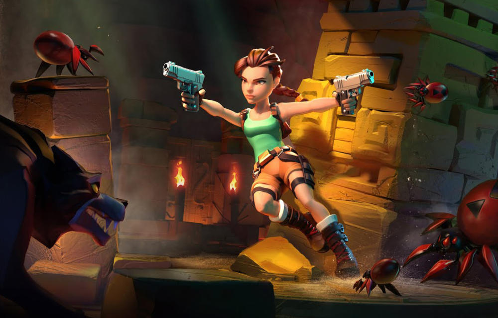 Tomb Raider Reloaded Teaser Trailer Mobile Game 2021 Free To Play