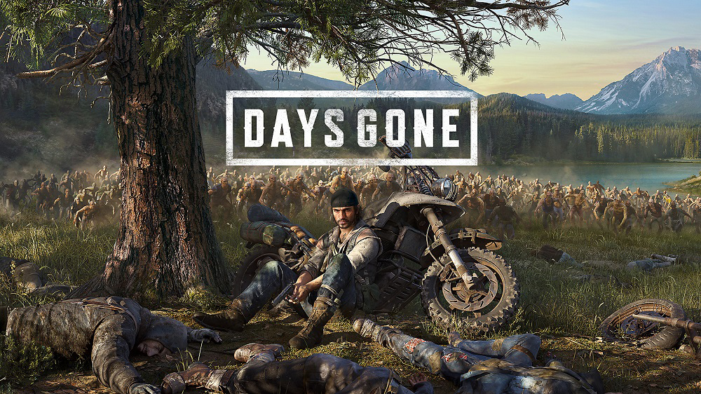 Days Gone PlayStation 5 4K 60fps