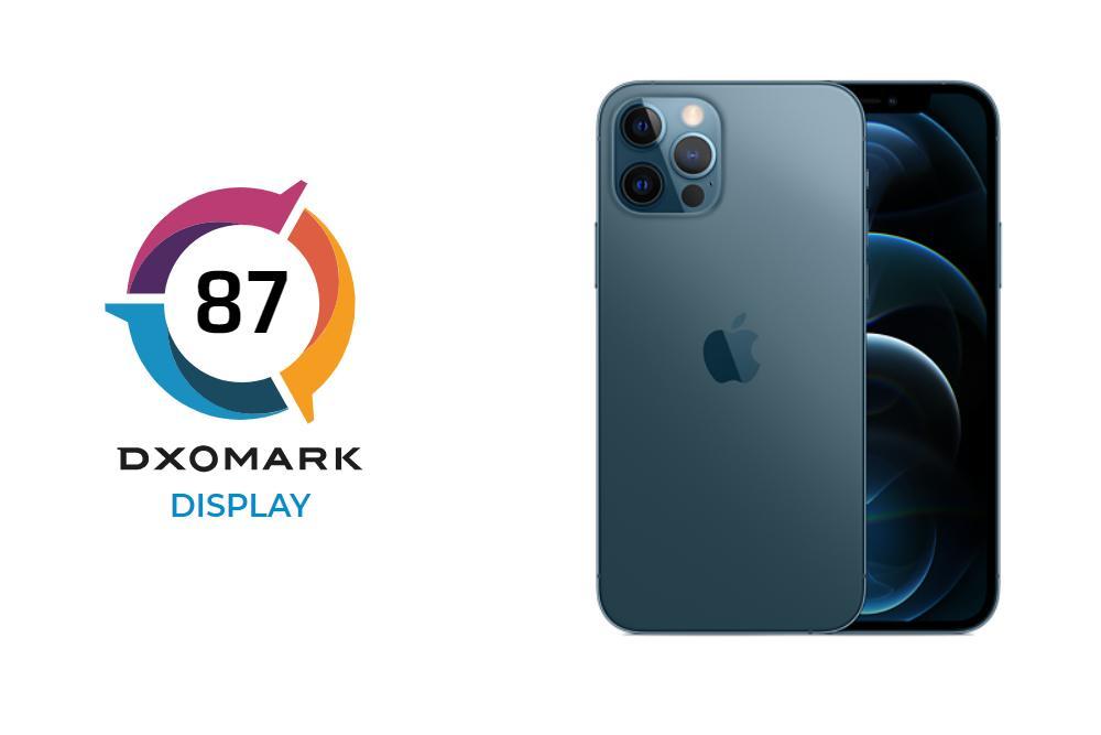 iPhone 12 Pro: Στην τρίτη θέση η οθόνη του στο DxOMark, πίσω από OnePlus 8 Pro και Note 20 Ultra