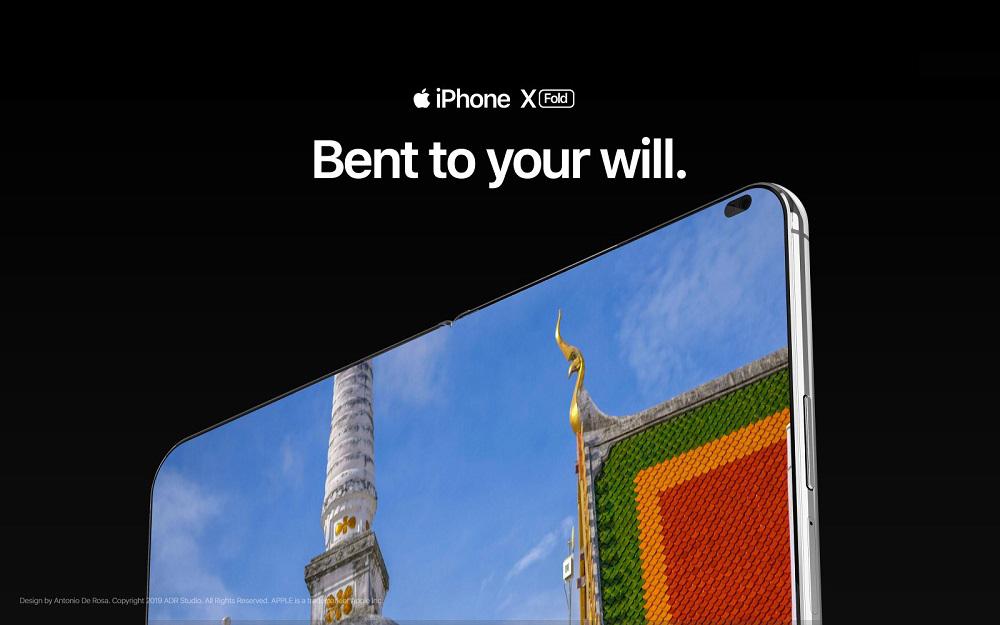 Προχωράει ενεργά η ανάπτυξη του foldable iPhone από την Apple