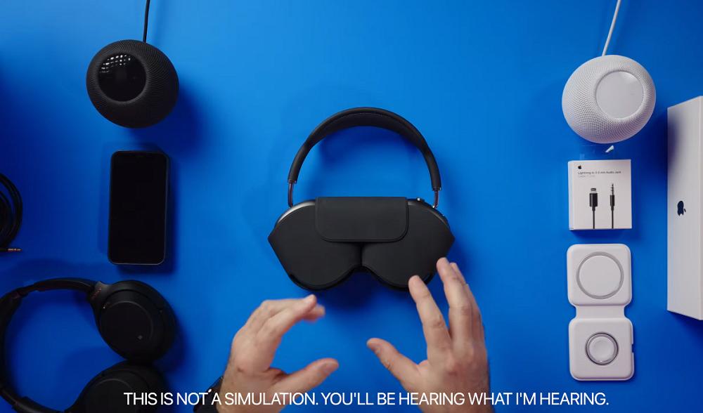 AirPods Max: Νιώστε τη μουσική εμπειρία των νέων ακουστικών της Apple [βίντεο]