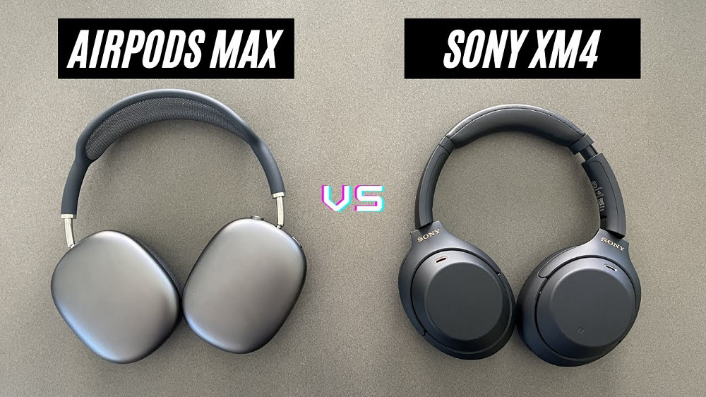 AirPods Max vs Sony XM4: Η κόντρα των τιτάνων στα over-ear ακουστικά [βίντεο]