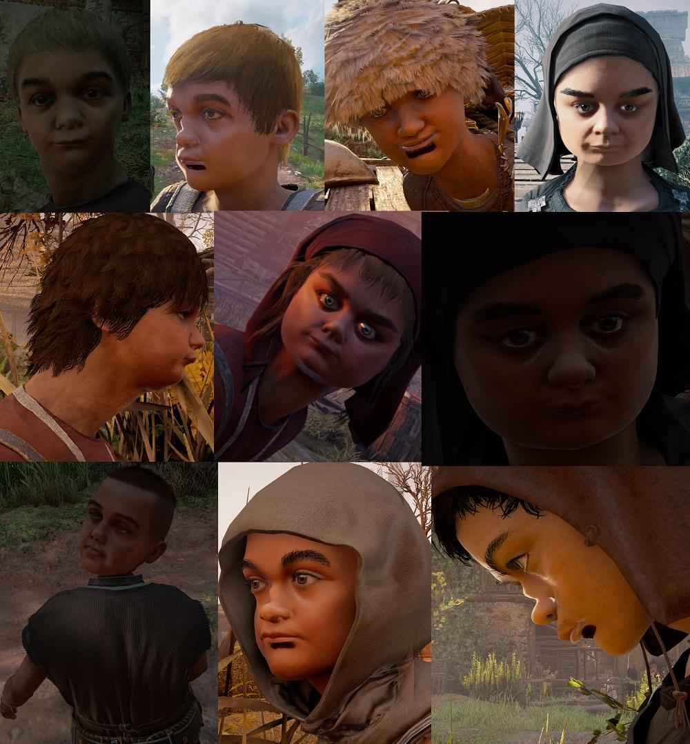 Assassin's Creed Valhalla: Τα πρόσωπα των παιδιών φέρνουν εφιάλτες