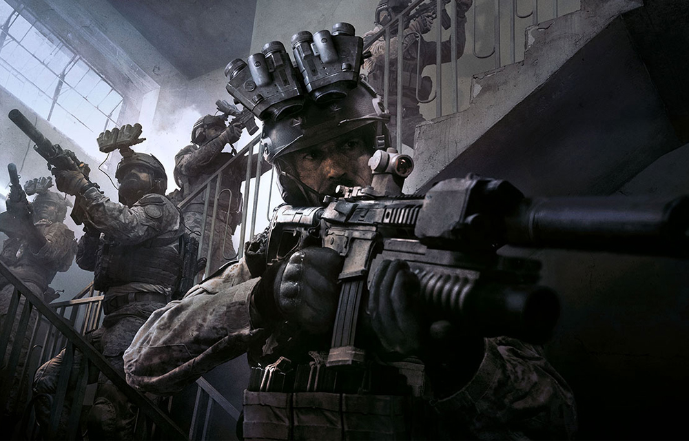 Call of Duty: Modern Warfare Biggest Game Ever 2020