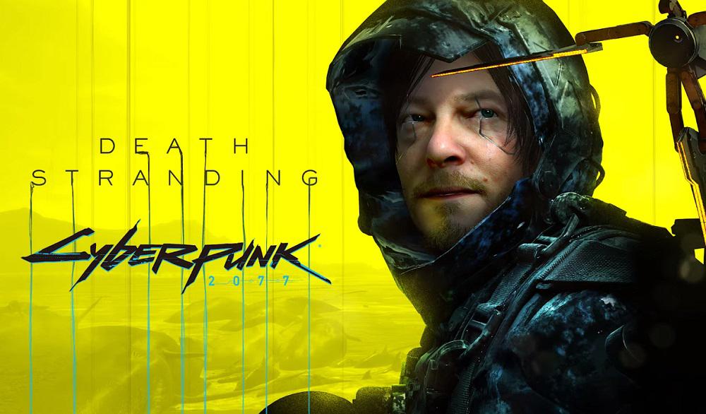 Death Stranding: Νέο update στο PC με θέμα το Cyberpunk 2077