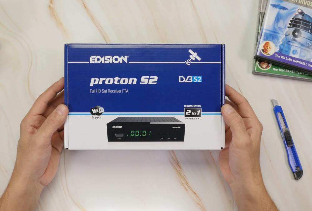 EDISION Proton S2 Techblog