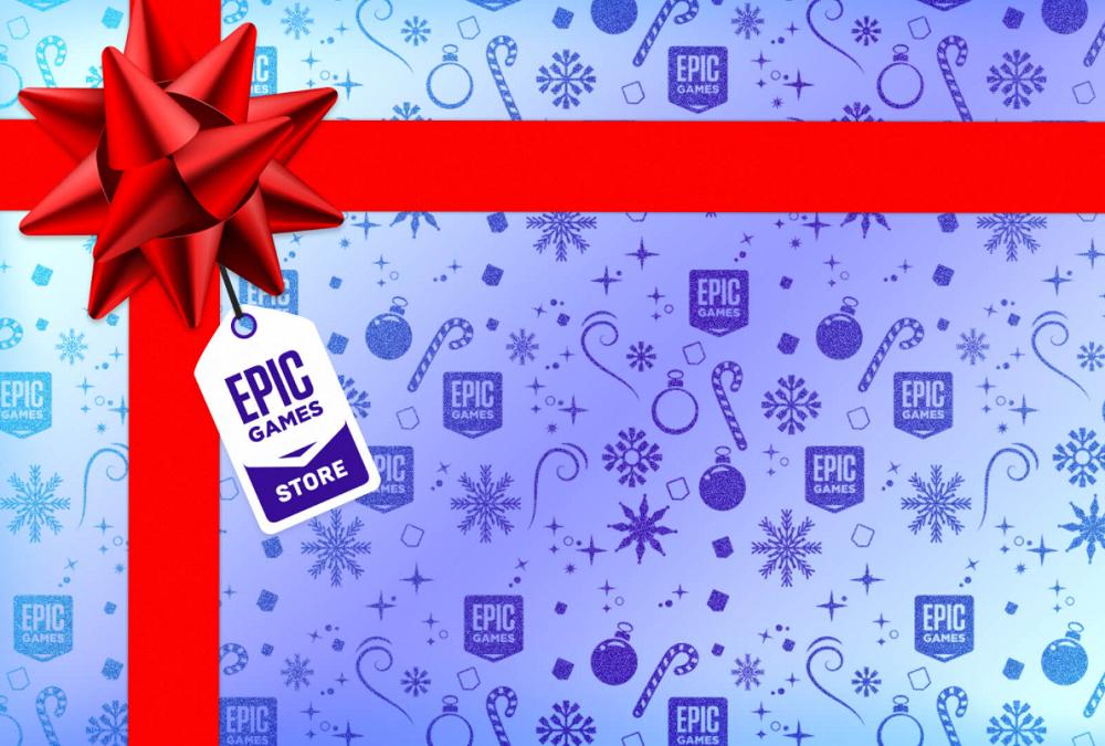 Epic Games: Γιορτάζει τα Χριστούγεννα με 15 δωρεάν παιχνίδια