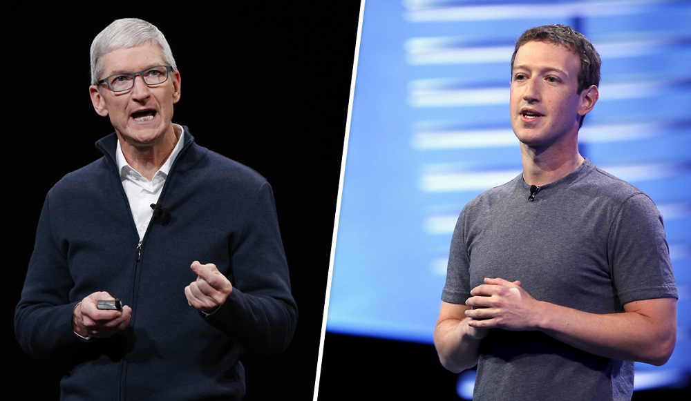 Facebook εναντίον Apple για τις αλλαγές ιδιωτικότητας στο iOS 14.3