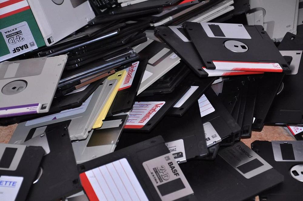 Χωράει ολόκληρη ταινία σε δισκέτα floppy 1,44ΜΒ;
