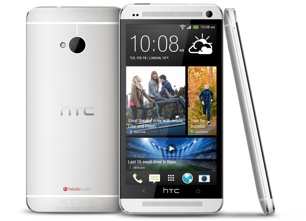 HTC One: To πρώτο premium Android smartphone [throwback]