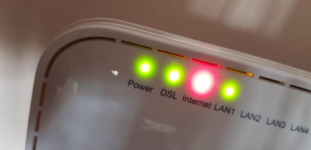 Modem Router Nova problem